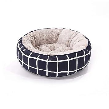 Siler Casa para Mascotas, Cama para Perros Impermeable Lienzo Gato Perrito Sofá Interior Lavable Suave