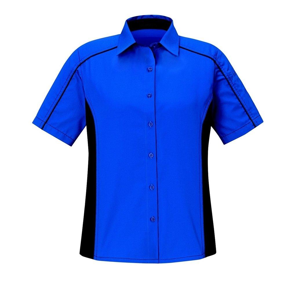 ASH City Damen Sicherung Farbe Block Twill Shirt B00FEJ8L2Q Shirts & Blausen Ein Gleichgewicht zwischen Zähigkeit und Härte