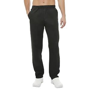 Monsieur Veste - Pantalon noir Americano