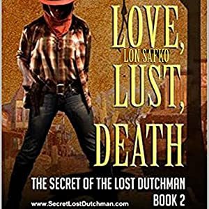 Love, Lust, Death Audiobook