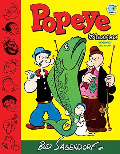 Popeye Classics Volume 7 by IDW Publishing