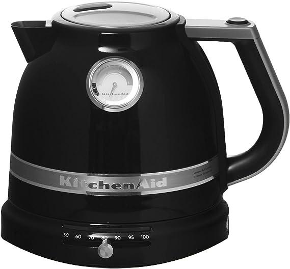 KitchenAid Hervidor de agua ónix negro