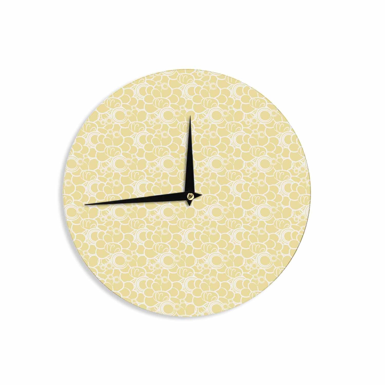 Kess InHouse AA1019ACL01 Wall Clock 12'