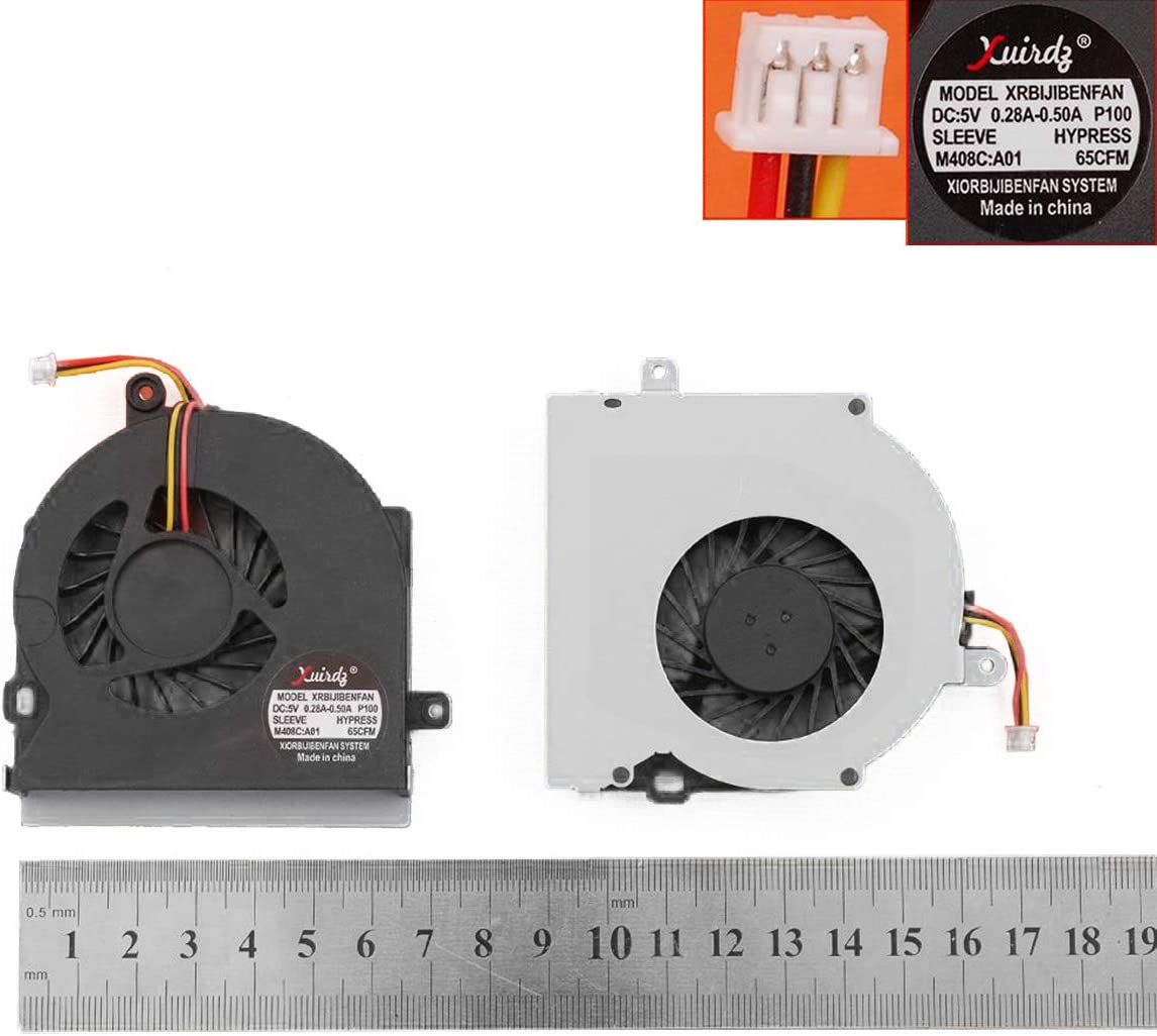 Laptop Replacement CPU Cooling Fan for Toshiba Satellite L300 L305(OEM)