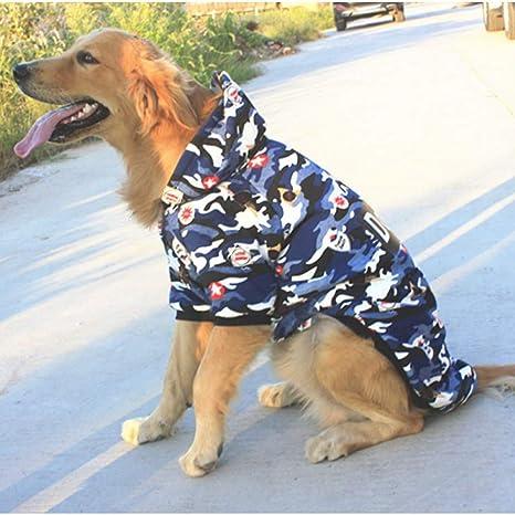 LCWYP Ropa De Perro Mascotas Ropa para Perros Grandes Disfraces ...