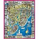 White Mountain Puzzles Golden Isles GA - 1000 Piece Jigsaw Puzzle