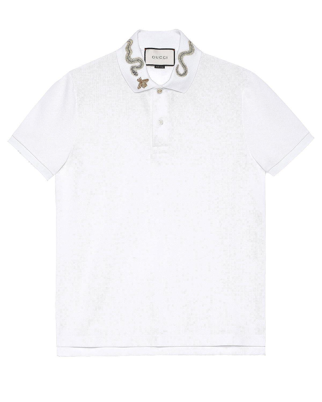 Gucci - Polo de Algodón para Hombre (MNO408323X7332): Amazon.es ...