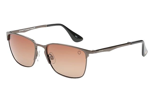 4deefec7a5 Polarized Wayfarer Sunglasses for Women Men by SAFARI Eyewear - MP10502BN