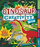 The Dinosaur Creativity Book: Games, Cut-Outs, Art Paper, Stickers, and Stencils (Creativity Books)