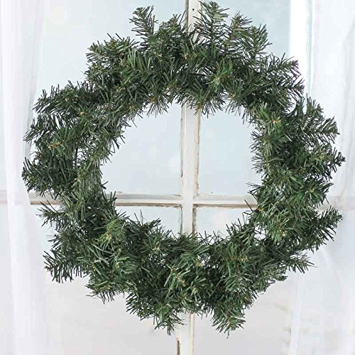 Factory Direct Craft Artificial Canadian Pine (Pine Canadian Artificial Wreath)