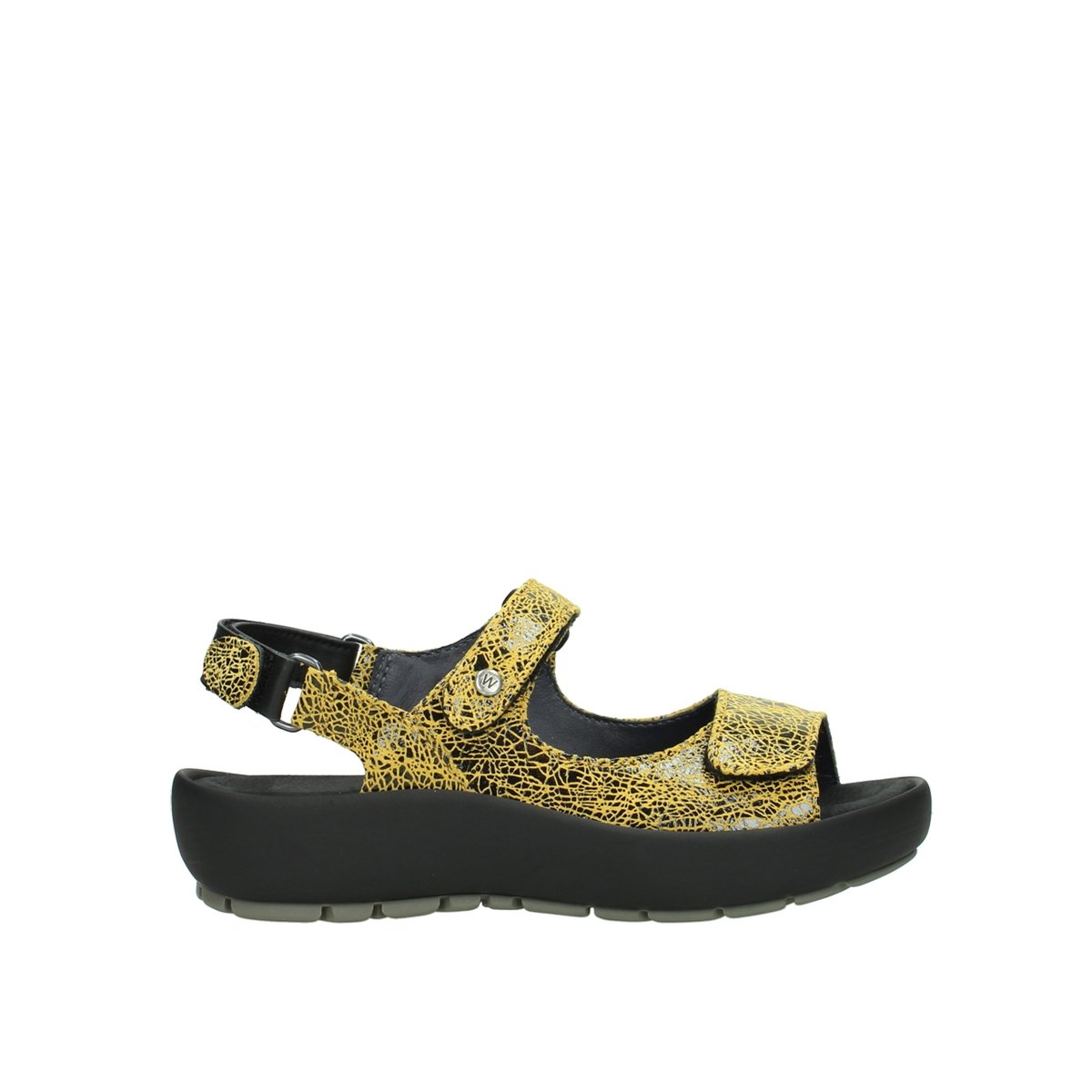 Wolky Comfort Rio B07BM94ZP1 4 B(M) US|40900 Yellow Suede
