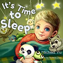 It's Time to Sleep: Picture Book for Children