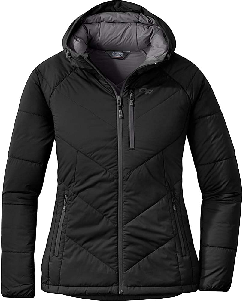 Outdoor Research Womens Refuge Hooded Jacket