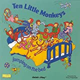 Ten Little Monkeys Jumping on the Bed (Classic Books With Holes)