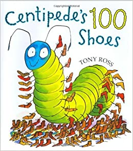 Centipede S  Shoes Powerpoint