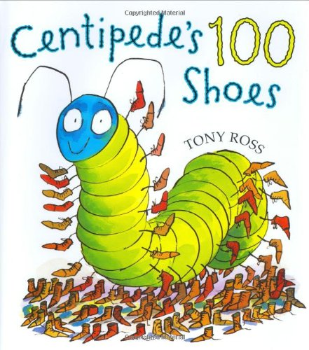 Centipede's One Hundred Shoes (Shoes For Kids Online)