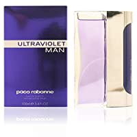 Paco Rabanne Ultraviolet Eau de Toilette for Men - 100 ml