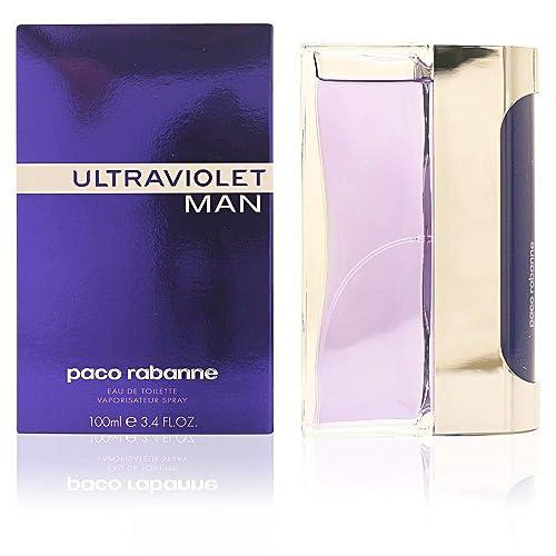 Paco Rabanne Ultraviolet Eau de Toilette for Men - 100 ml