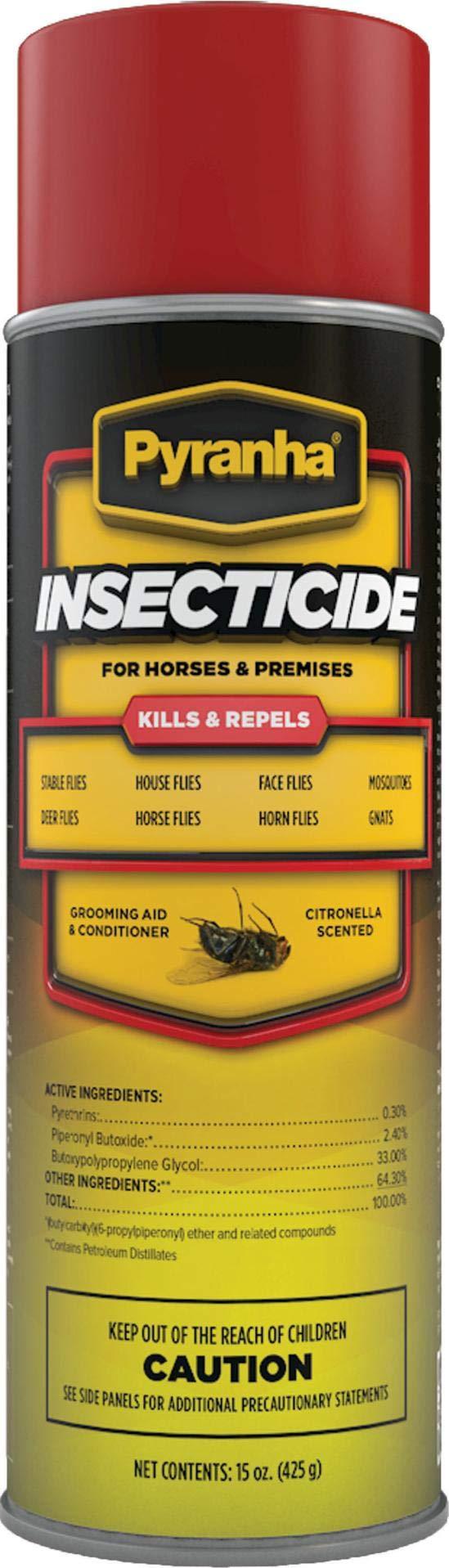 Pyranha Insecticide Aerosol, 15oz by Pyranha Incorporated