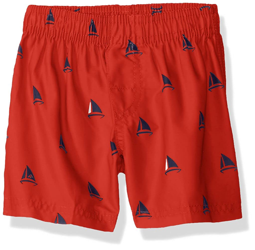 Kanu Surf Baby Boys' Regatta Sailboat Swim Trunk 4413