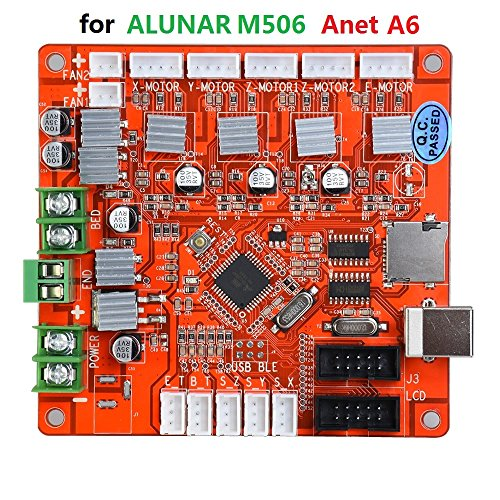 ALUNAR Printer Control Desktop Mainboard product image
