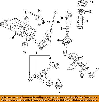Control Arm For Jetta 05-14