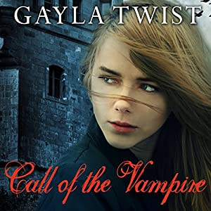 Call of the Vampire Audiobook