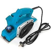 Maquinilla eléctrica de 800 W, 11000 rpm, profesional, de madera, con botón para ajustar…