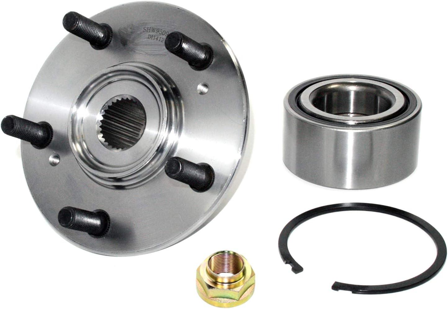 DuraGo 29596048 Front Wheel Hub Kit