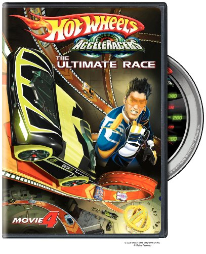 (Hot Wheels Acceleracers, Vol. 4 - The Ultimate Race)