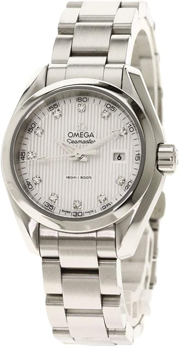 [オメガ]シーマスターアクアテラ 231.10.30.60.55.001 腕時計 ステンレススチール/SS レディース ()
