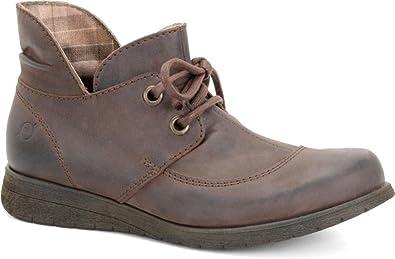 Womens Boots Love 13513505 Born Hamids Chukka 11 Brown