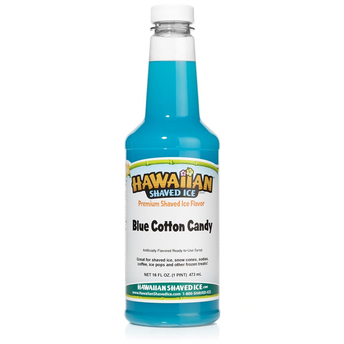 Amazon.com : Hawaiian Shaved Ice Tiger\'s Blood Snow Cone Syrup, 1 ...