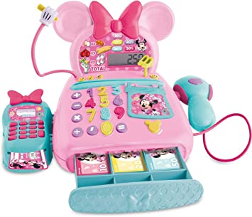IMC Toys - La caja registradora de Minnie Mouse (181700) , color ...