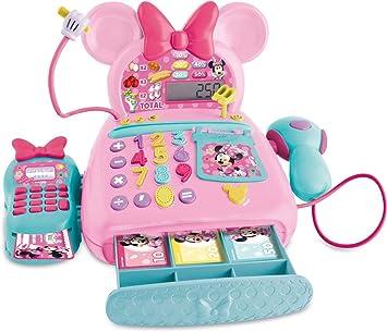 IMC Toys - La caja registradora de Minnie Mouse (181700) , color/modelo surtido: Amazon.es: Juguetes y juegos