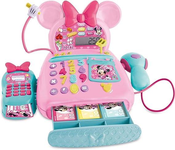 IMC Toys - La caja registradora de Minnie Mouse (181700) , color ...