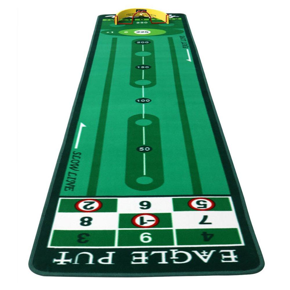 XLHパター練習用屋内ゴルフ練習用マットスエードパット練習用ブランケットロング300cm(サイズ:90 * 300cm) B07JMRC1VC