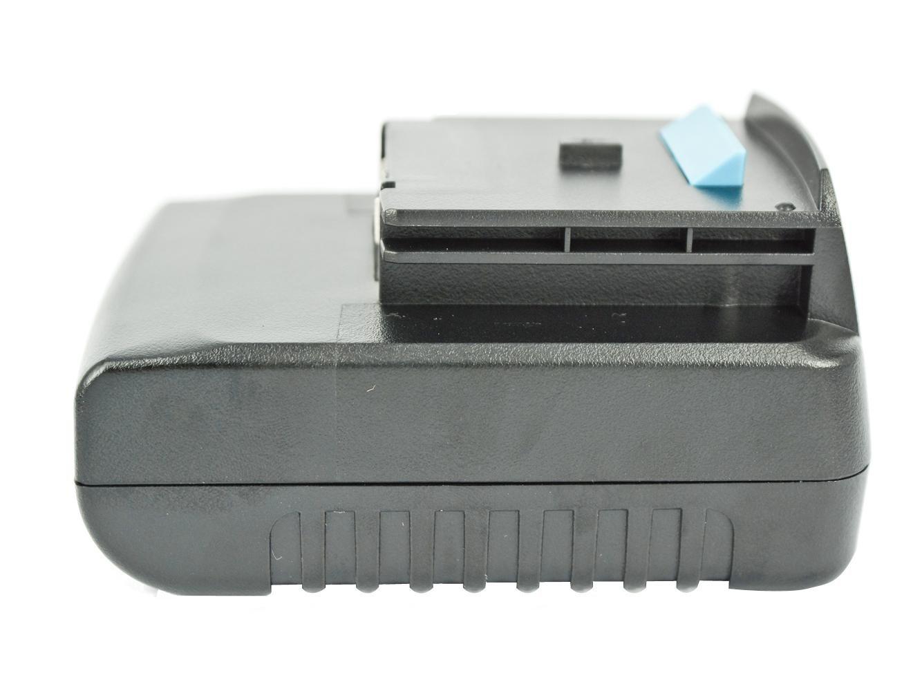 HP186F4L HP188F4LK GPC1800L LB018-OPE GTC610L GLC2500L GTC800L GXC1000L HP186F4LK HP186F4LBK A1518L GKC1817L PowerSmart/® 18V 2000mAh Batterie pour Black /& Decker GKC1000L HP188F4LBK A1118L