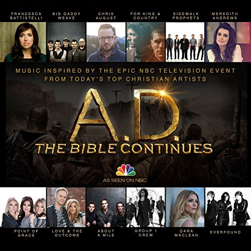 A.D. The Bible Continues: Musi...