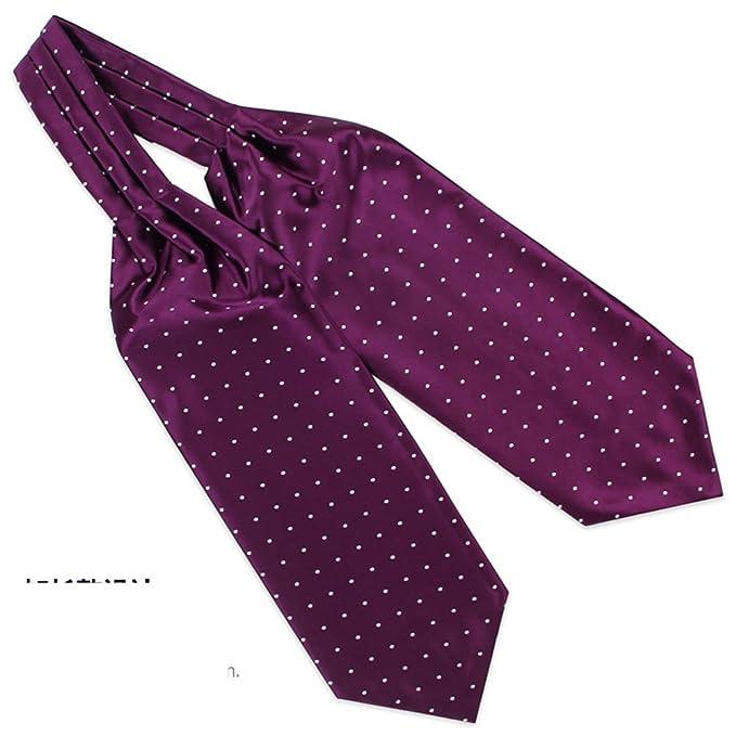 Corbatas Bufanda Traje Camisa/Joker Vintage Bufanda De Seda-A ...