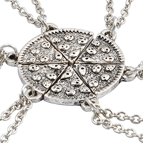 jane-stone-vintage-fashion-silver-tone-6-pieces-pizza-necklace-for-friend-and-loverfn1894