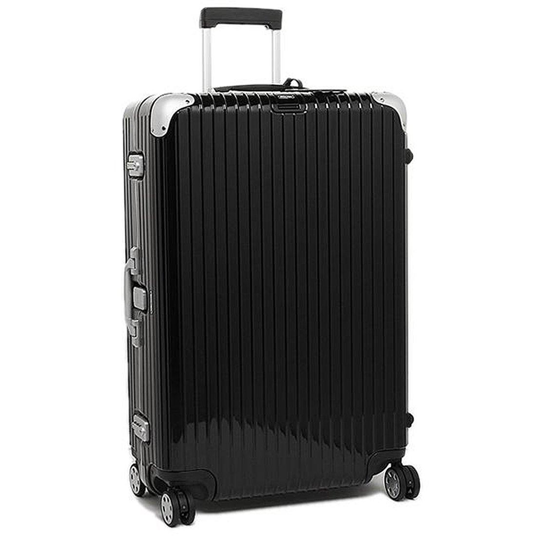 リモワ スーツケース レディース/メンズ RIMOWA 881.77.50.4 LIMBO 81CM 98L 10泊用 4輪 TSAロック キャリーバッグ BLACK [並行輸入品] B06XBY4N7Q