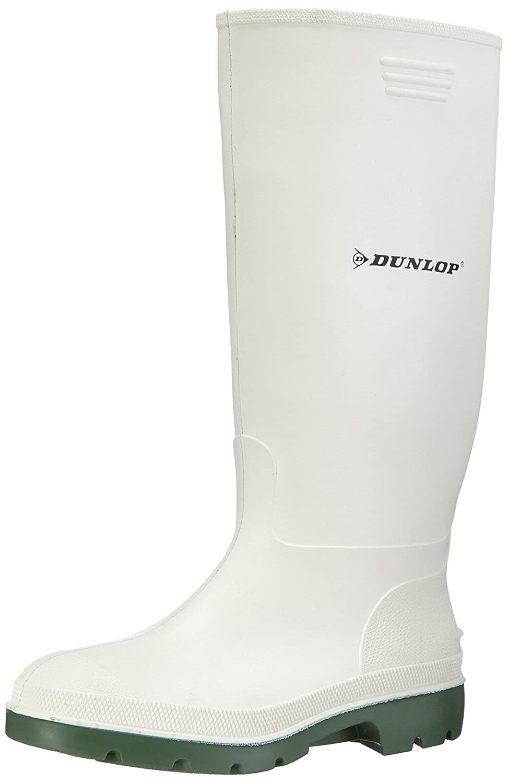 Dunlop Pricemaster Wellington Wellie Boots Green Non Safety 380BV 380VP