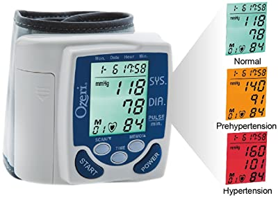 Ozeri BP2M Blood Pressure Monitor