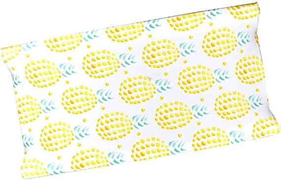 Baby Changing Table Cover for Unisex Baby Changing Mat Infant Nursery Pineapple