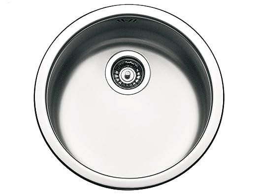 Smeg 10I3P Sink - Kitchen Sinks (Stainless Steel, 17.5 cm, 8.89 cm ...