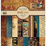 Bo Bunny Weekend Market Collection Pack 12'X12' 18 Double Sided Papers + Sticker Sheet
