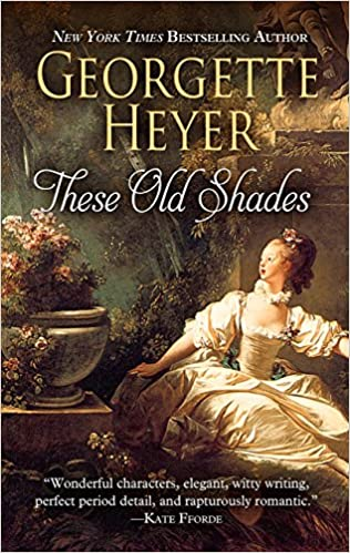 These Old Shades (Thorndike Press Large Print Clean Reads)