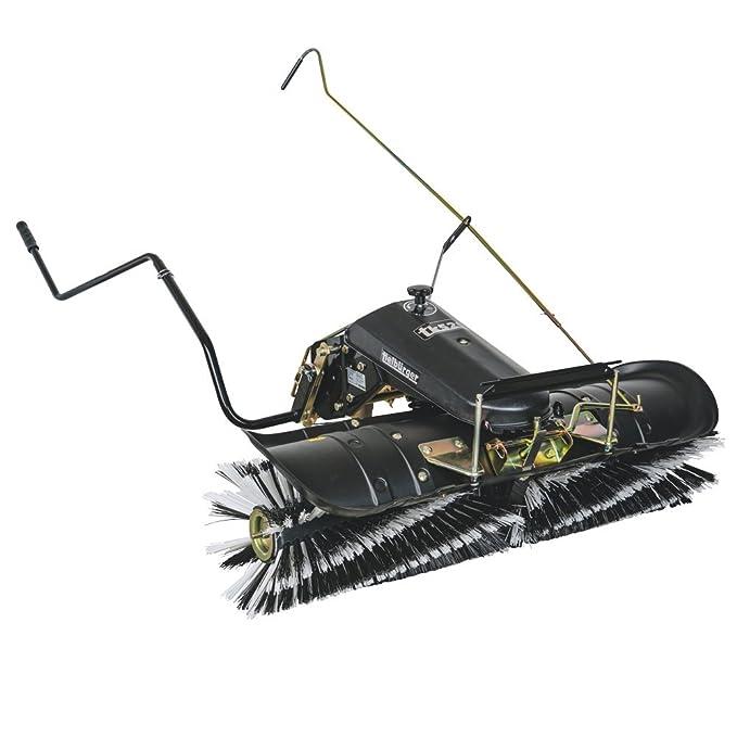 Cub Cadet - Barredora frontal para tractor cortacésped ...