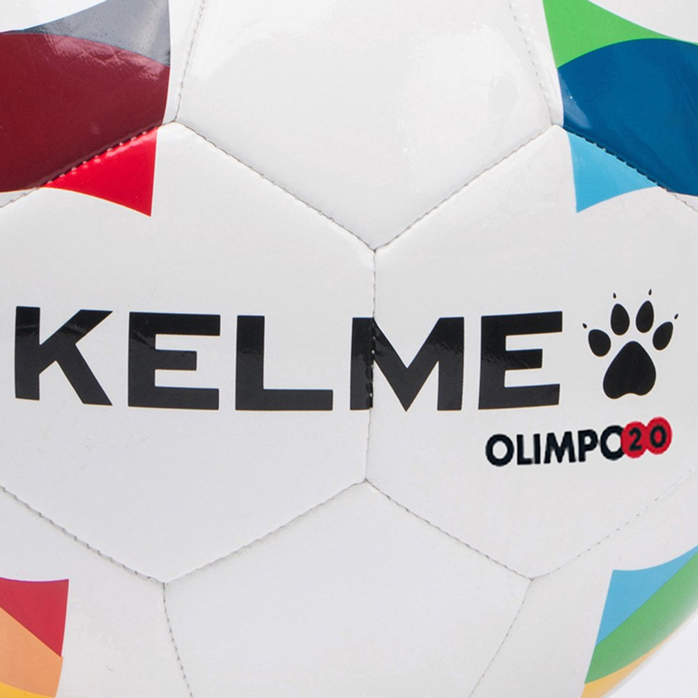 KELME Balón de fútbol Competencia formación, Blanco: Amazon.es ...